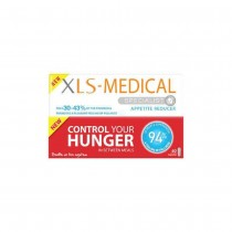 XLS Medical Appetite Reducer Diet Pills Weight Loss 60 Tablets