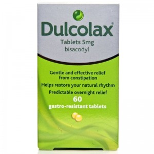 Dulcolax Tablets 60 Tablets